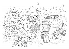 пасечник (рисунок)