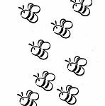 пчёлы (рисунок)