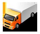 мы высылаем ваш заказ на оговорённый склад транспортной компании