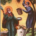 Зосима и Савватий покровители пчёл