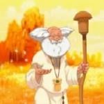 Пчелич в мультфильме